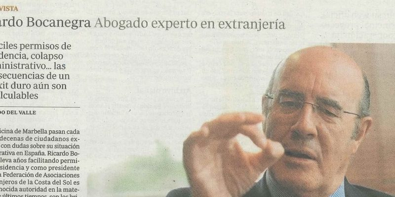 ABC entrevista bocanegra