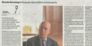 brexit Bocanegra diario SUR