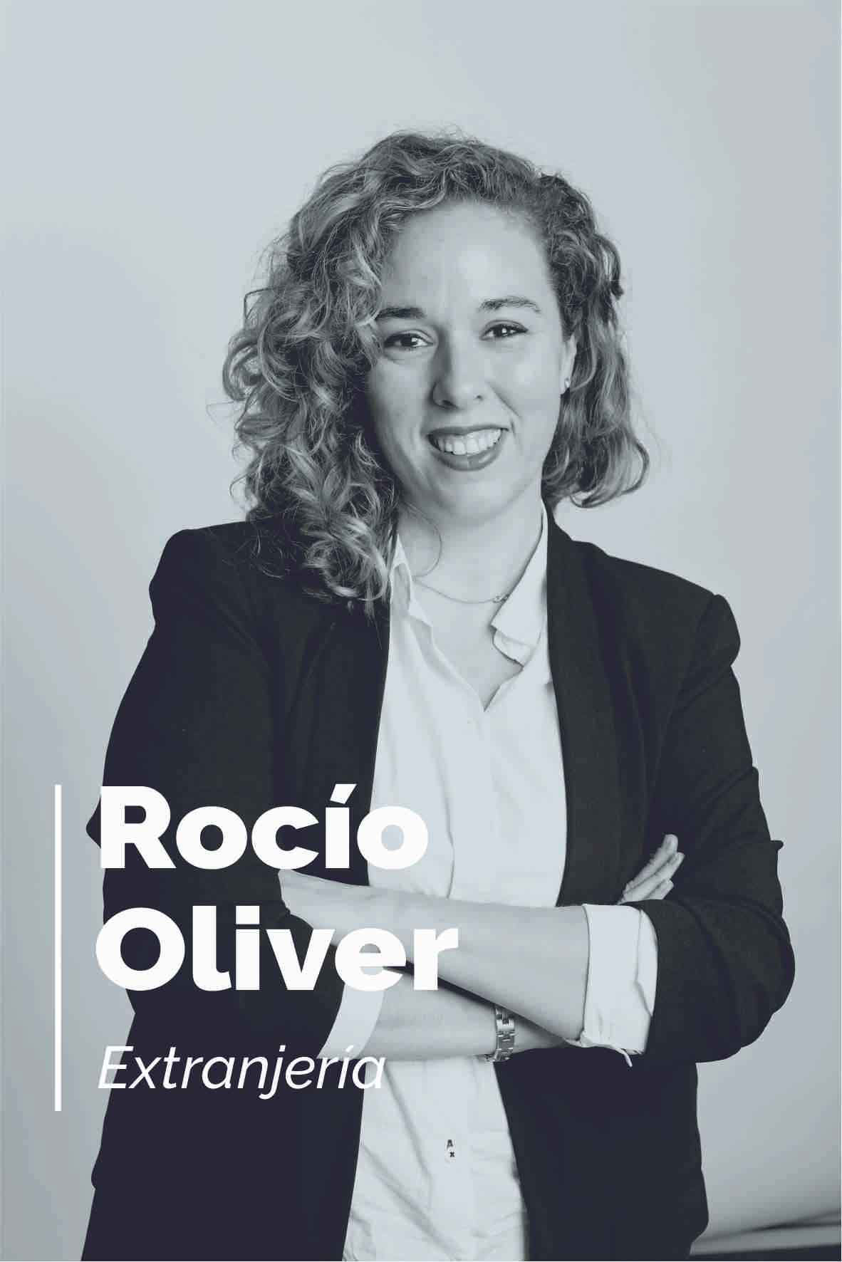 Rocío Oliver